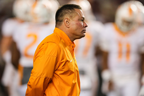 Tennessee's Woes Continue