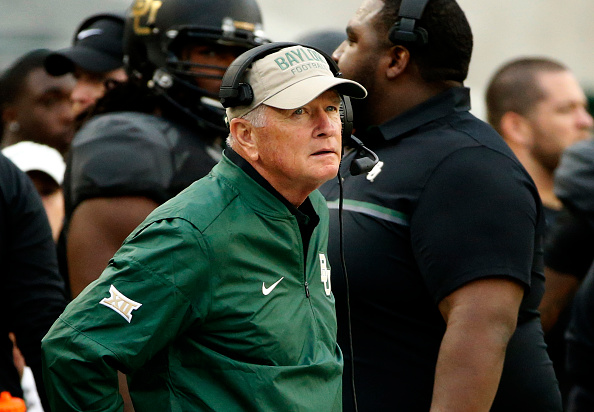 Baylor Associate Athletic Director Charged