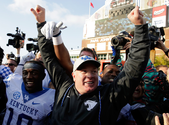 Possible Kentucky Wildcats Bowl Destinations