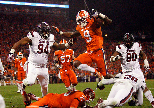 Clemson vs South Carolina: The Good, The Bad, and The Ugly ...