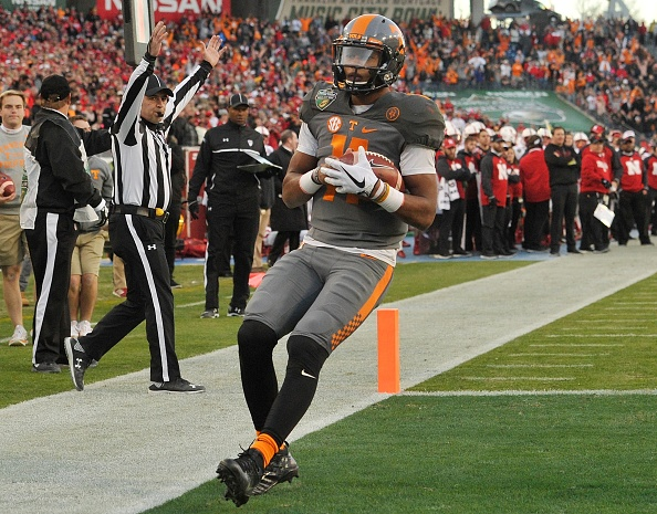 Tennessee Game Grades Music City Bowl