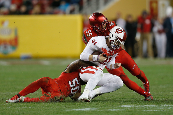 Indiana Postseason Curse Continues in Foster Farms Bowl Loss to ...