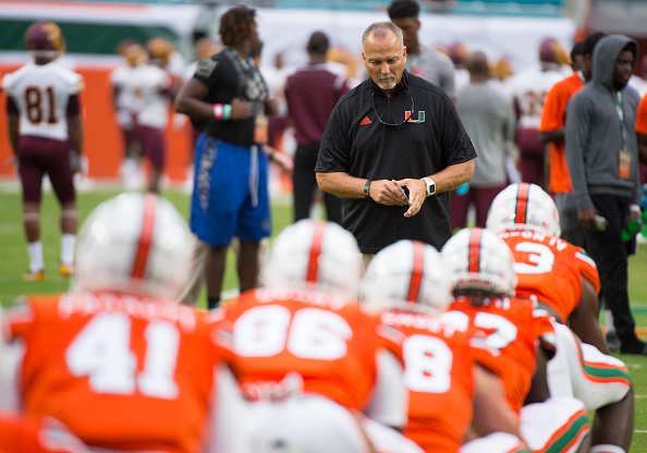 Miami Hurricanes Scouting Report