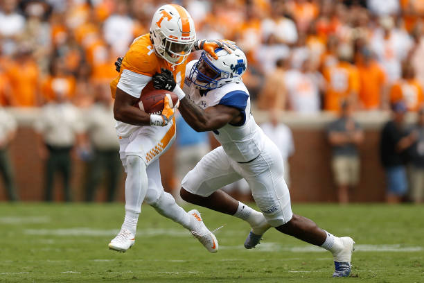 Tennessee Game Grades Indiana State Edition