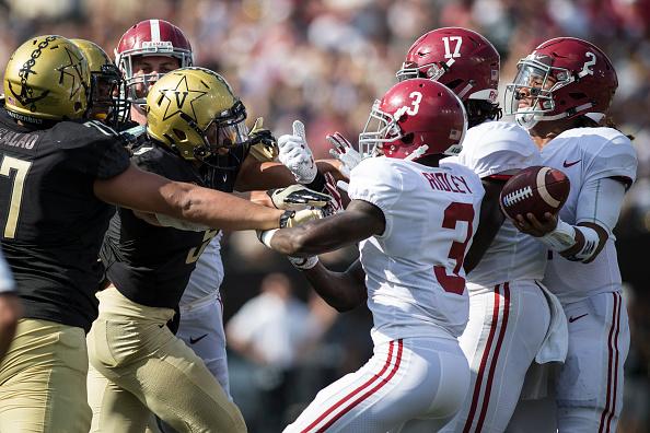 alabama vs vanderbilt recap last word on college football