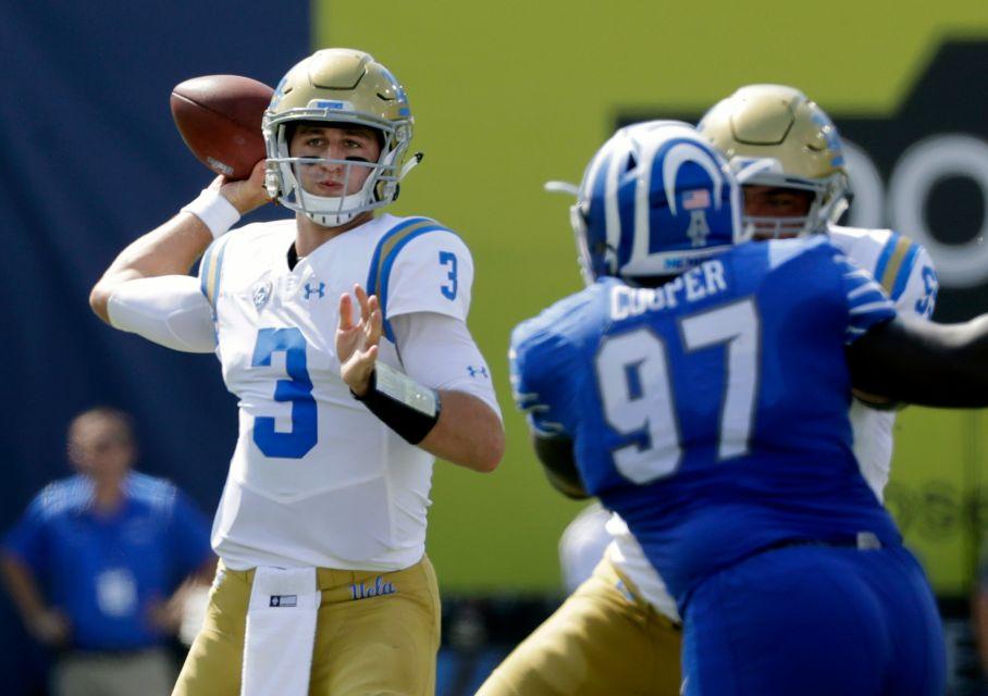 UCLA Defense At A Loss
