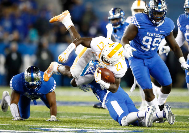 Tennessee Game Grades Kentucky