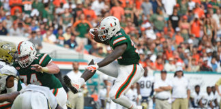 Syracuse Looking To Spoil Miami Hurricanes Season