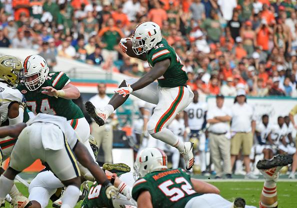 Syracuse Looking To Spoil Miami Hurricanes Season