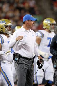 UCLA Football Crashes In The Arizona Desert