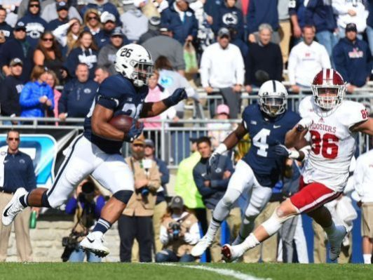 Penn State Remains Undefeated