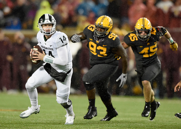 Michigan State Spartans Survive Gopher Rally