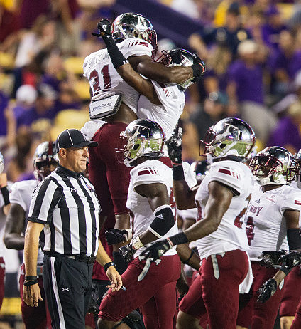 Troy Trojans Heading In Right Direction