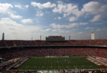 The Red River Rivalry Brings Promised Passion