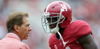 Alabama Safety Deionte Thompson Indicted On Aggravated Assault