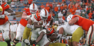 Miami Focuses On Virginia