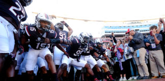 Gamecocks' defensive line