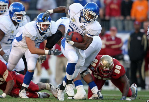 Scouting Northwestern's Music City Bowl opponent, Kentucky