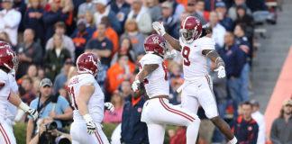 Alabama Grabs Final Playoff Spot