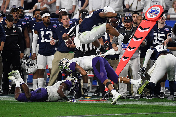 Penn State Overcomes Washington's Defense