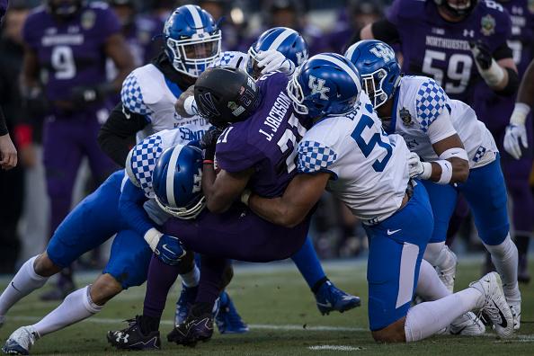 Kentucky Suffers Heartbreak In The Music City Bowl