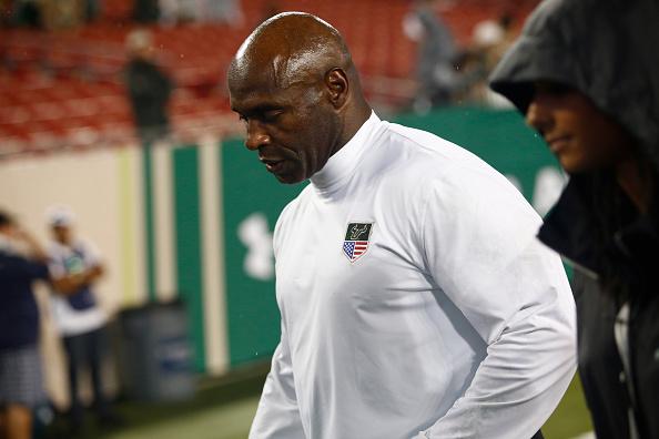 Minority Head Football Coaches