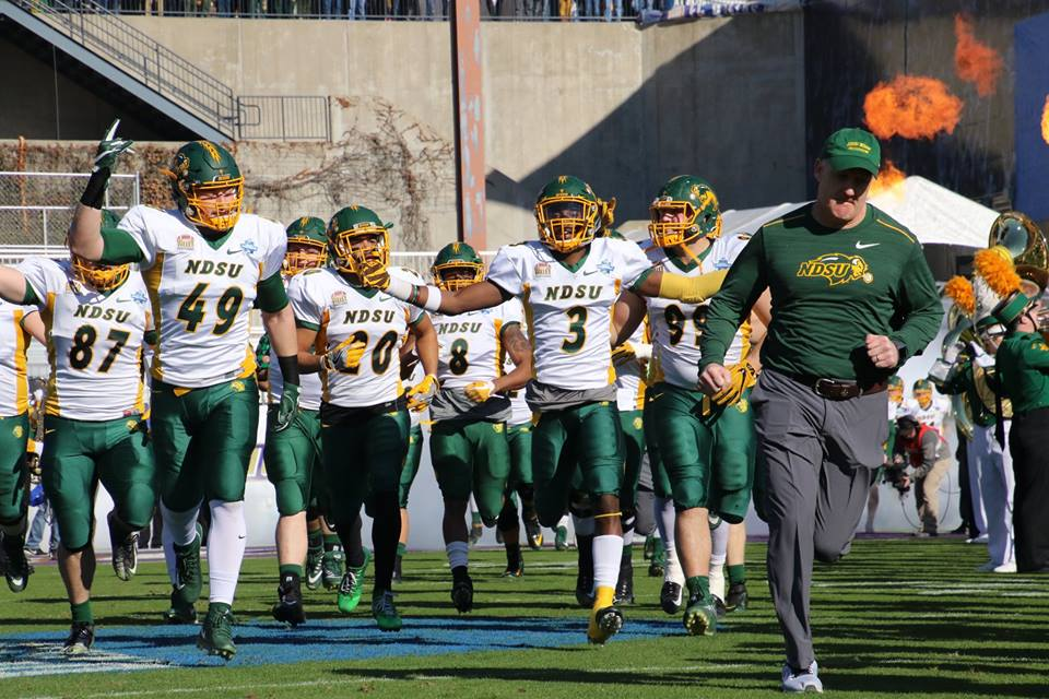 North Dakota State Holds Off James Madison for FCS Title