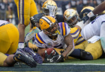 LSU Squanders Citrus Bowl