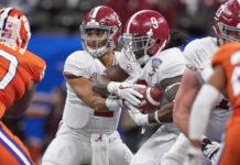 Alabama Defeats Clemson 24-6 In The Sugar Bowl