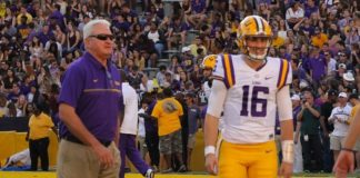 LSU Tight Ends