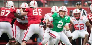 Nebraska Favored In The Big Ten West