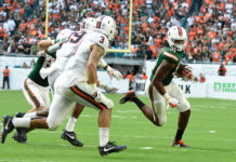 Depth Not A Concern For Miami's Wide Receivers