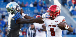 The Most Memorable Kentucky Versus Louisville Football Games
