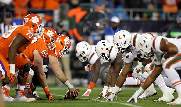 Miami Defensive Line Still Loaded