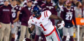 Top Five Returning SEC Wide Receivers In 2018