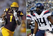 Arizona and ASU Football
