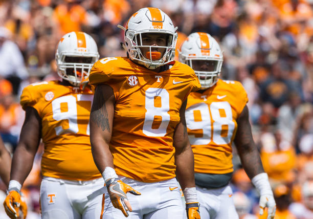 Tennessee Vols Newcomers