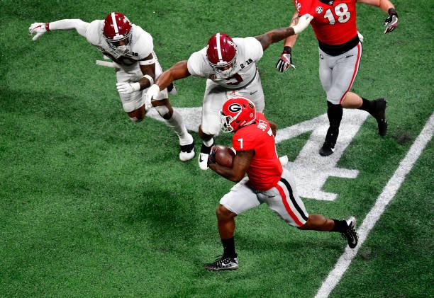 Georgia Bulldogs Potential Breakout Performers