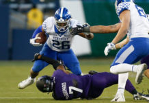 Previewing Central Michigan Versus Kentucky