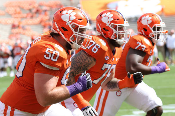 Clemson's playmakers