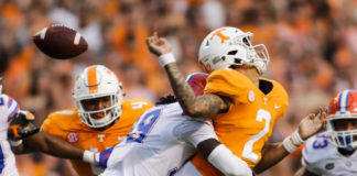Tennessee Vols Game Grades Florida Edition