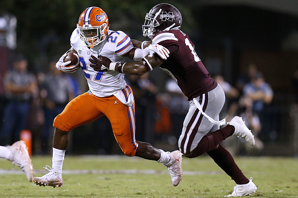 Dan Mullen And The Florida Gators Upset 23 Mississippi State 13 6