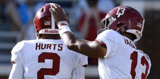 Will Jalen Hurts Finish 2018 Season With Alabama?