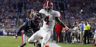 top five sec receivers in 2019