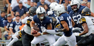 The Nittany Lions Look To Improve Against Pitt