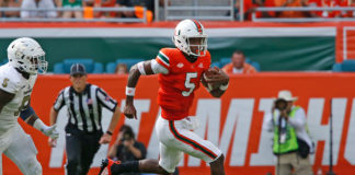 Is N'Kosi Perry Miami's Future?