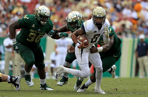 Fast Analysis: GT vs South Florida