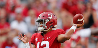 Tale Of Two Passing Teams With Alabama and Ole Miss