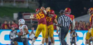 USC seeks to continue momentum heading into Arizona