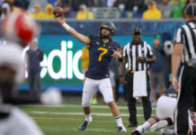 adverse weather halts the Mountaineers' hot start